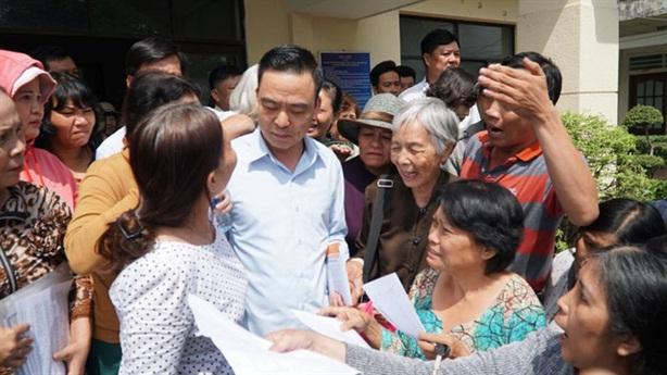 Thành lập tổ công tác đối thoại với người dân Thủ Thiêm