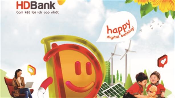 """BCTN 2019, HDBank định hướng phát triển """"Happy Digital Bank"""""""
