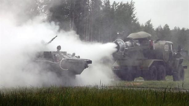 Nga dùng động cơ tiêm kích chống Covid-19