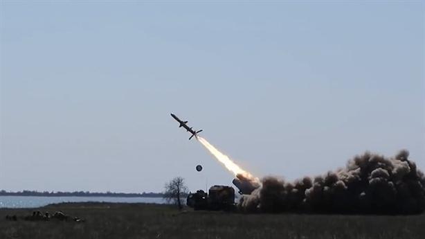 Ukraine công bố hình ảnh lịch sử với tên lửa Neptune
