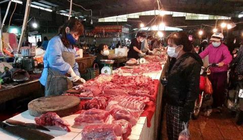 Nghịch lý giá thịt heo tăng mạnh