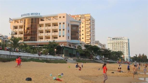 Bình Định xin cơ chế di dời khách sạn: Khó...