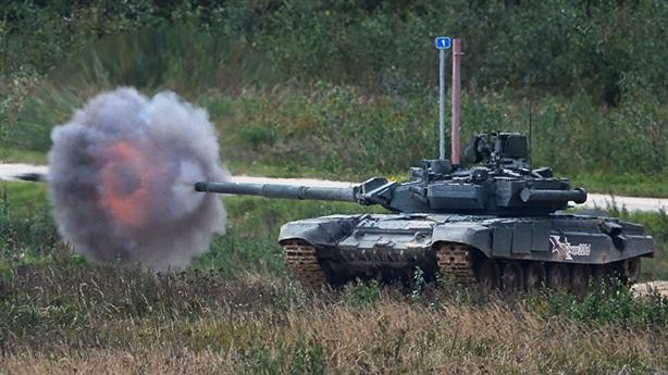 T-90 mạnh nhất trong những cỗ tăng