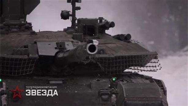 Nga đưa thẳng T-90M Proryv đến gần NATO