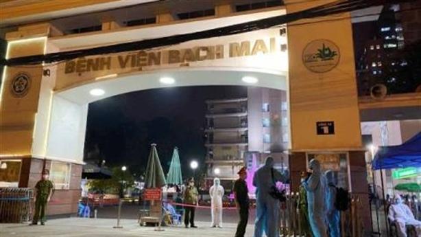 Bệnh viện Bạch Mai đã cắt hợp đồng với Trường Sinh