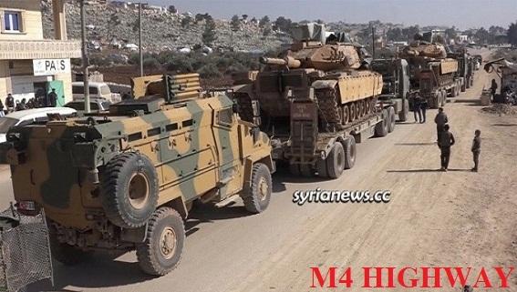Thổ quyết dọn cao tốc M4, phiến quân chống đối kịch liệt