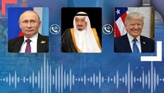 Nga-Saudi đạt thỏa thuận OPEC+: Vì sao Nga cứu Mỹ?