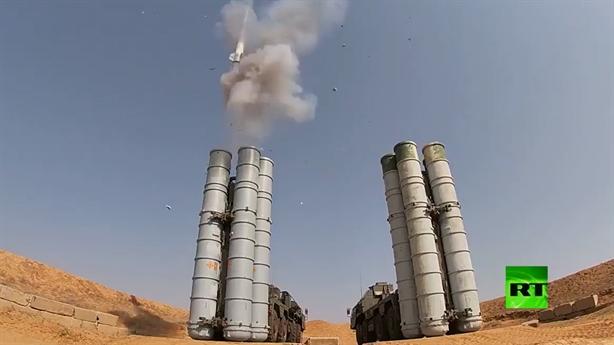 Video S-400 diệt gọn tên lửa siêu thanh