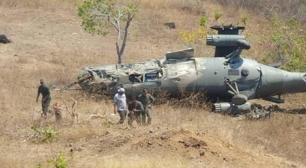 Quân đội Quốc gia Libya xác nhận Mi-35 bị Thổ bắn rơi