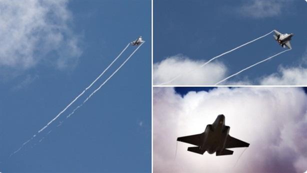 Nga thừa biết nhưng thử để F-35 hoạt động tại Syria?