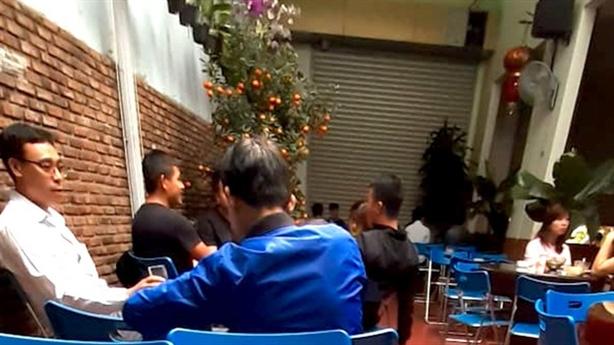 Quán nhà lãnh đạo cảnh sát PCCC vẫn mở: Phân trần nóng