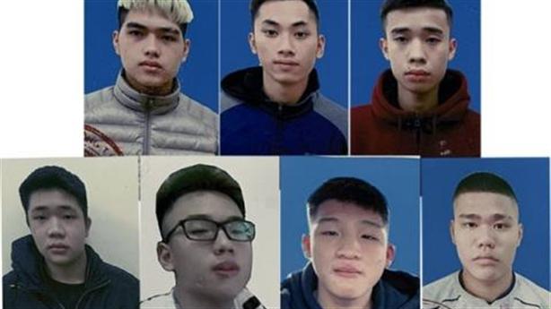 Nhóm thanh niên truy tìm trả thù nhầm tình địch