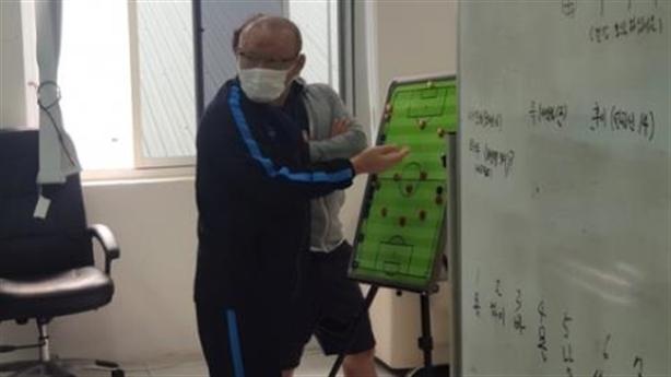 Nhân tố mới tuyển Việt Nam: Vì sao ông Park thay đổi?