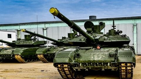 Một sư đoàn tăng Nga 'đè bẹp' cả đội quân Đông Âu