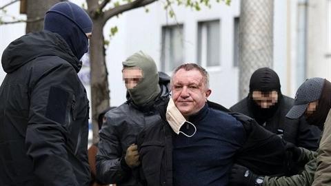 Ukraine bắt giữ tướng an ninh vì 'làm gián điệp' cho FSB