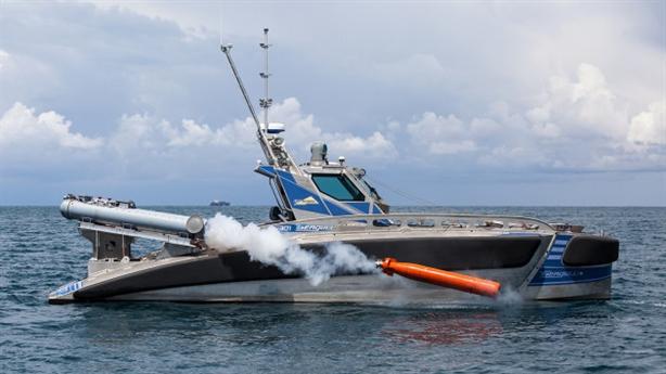 Israel làm nóng Địa Trung Hải với thế trận bầy đàn robot