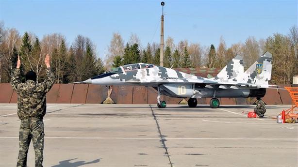Mỹ giúp Ukraine hồi sinh Không quân?