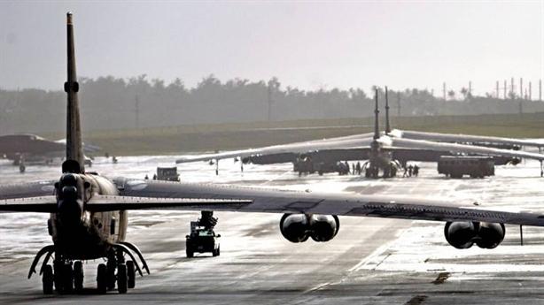 Vì sao B-52H của Mỹ rời khỏi đảo Guam ?