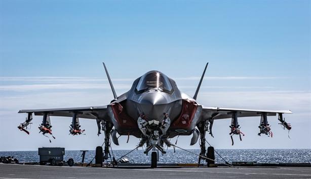 Mỹ có thể đưa F-35B lên khu trục hạm Arleigh Burke?