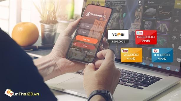 Muathe123.vn - Giải pháp mua thẻ cào online nhanh, rẻ nhất thị trường