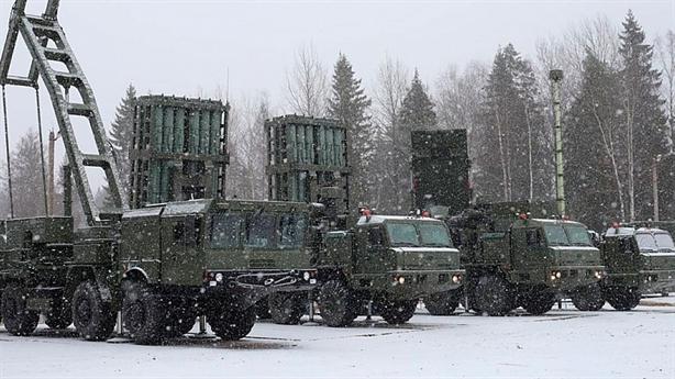 Chuyên gia Nga: S-350 vá lỗ hổng S-400