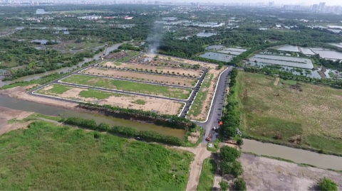 Kiểm tra 658 tỷ Vạn Phát Hưng thu ở KDC Nhơn Đức