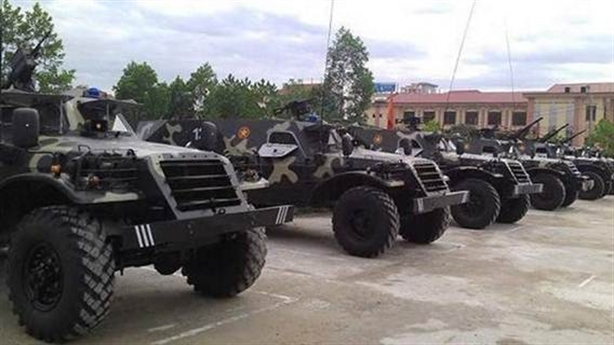 Báo Nga: Tuyệt vời Việt Nam cải tiến BTR-152
