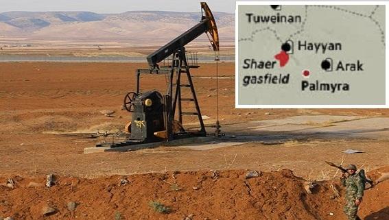 Mỹ huấn luyện biệt kích tấn công mỏ dầu, khí đốt Syria?