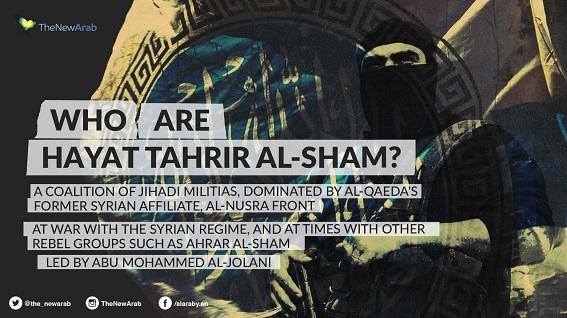 HTS lập 3 lữ đoàn Idlib, chuẩn bị quyết chiến với SAA