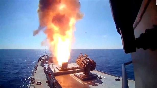 Nga chào đón tàu Aegis Mỹ bằng tên lửa chống hạm
