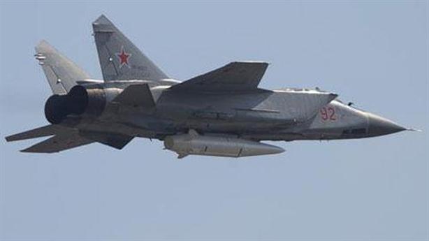 MiG-31 tác động tiêu cực đến Kinzhal