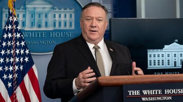 Ngoại trưởng Mỹ đưa đẩy COVID-19 với tẩy chay Huawei