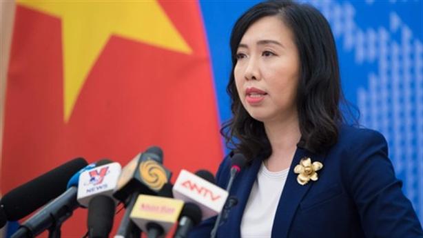 VN phản đối mạnh mẽ cái gọi là 'thành phố Tam Sa'