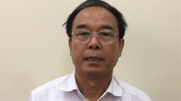 Truy tố cựu Phó Chủ tịch Thường trực UBND TPHCM