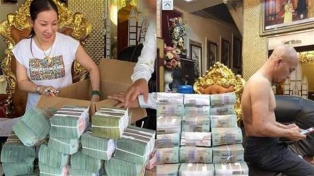Nhiều người tố bị vợ chồng đại gia Đường nhuệ quỵt tiền