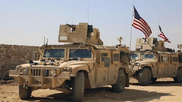200 lính thủy đánh bộ Mỹ ở Syria làm gì?