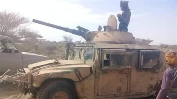 Đòn tấn công đáng sợ của xe chiến đấu 'Humvee BMP-1'