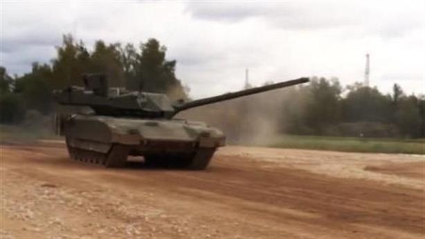 Mỹ - Israel căng mắt theo dõi T-14 Armata có mặt Syria