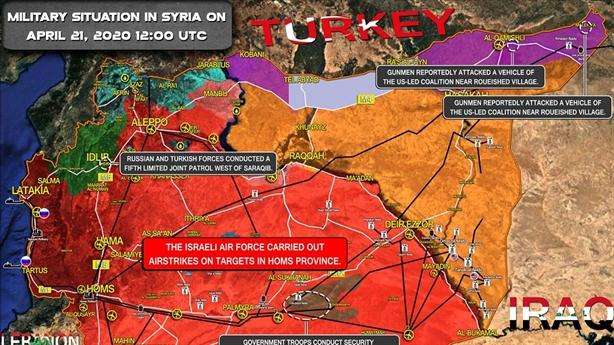 Vì sao Nga lập cục diện 'da báo' ở đông bắc Syria?