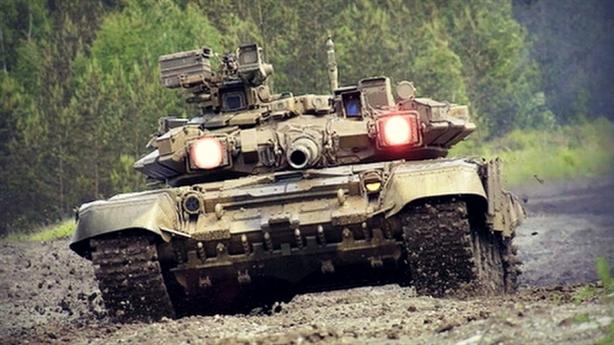 FGM-148 Javelin Mỹ không có cơ hội tấn công T-90A