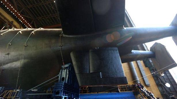 Nga đóng xong tàu ngầm mang ngư lôi Poseidon, Mỹ lạnh gáy?