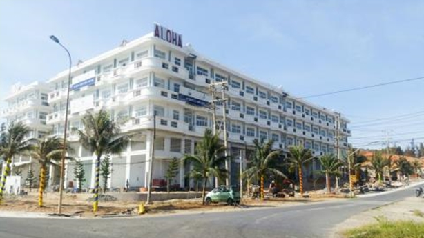Bình Thuận chỉ loạt sai phạm tại dự án Aloha Beach Village