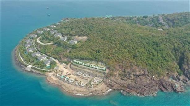 Dự án phá nát đảo Hòn Tằm: Khôi phục ra sao?