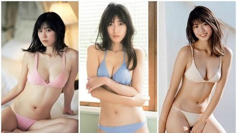 Thiên thần mới nổi Nhật Bản quá gợi cảm tuổi đôi mươi