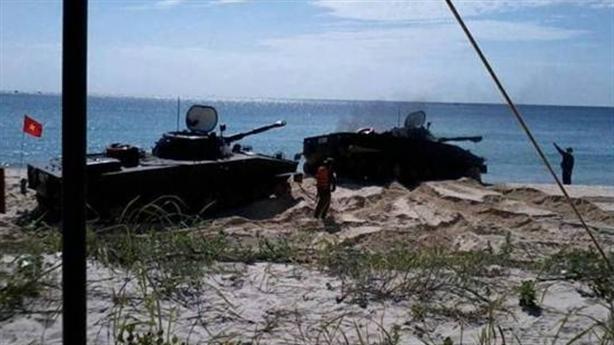 Báo Nga lại ngạc nhiên vì PТ-76 Việt Nam