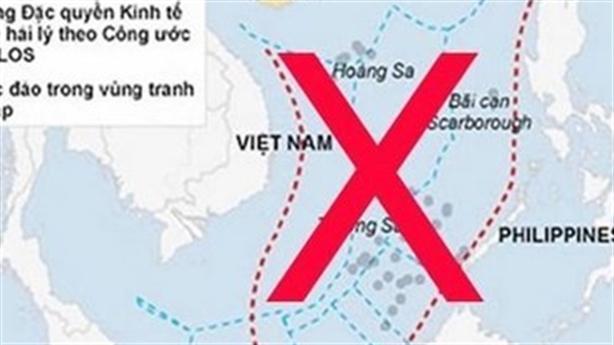 Doanh nghiệp FDI Trung Quốc treo bản đồ 'lạ': Cảnh giác