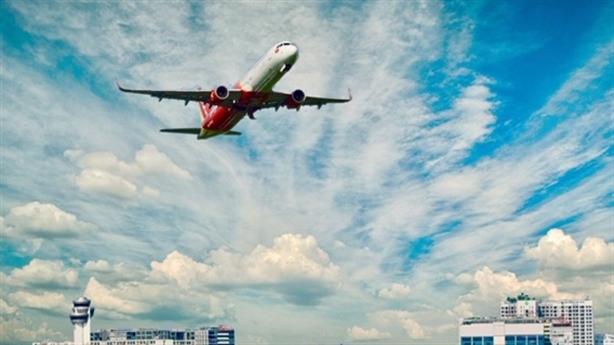 Trở lại bầu trời, Vietjet ưu đãi vé bay từ 9.000 đồng