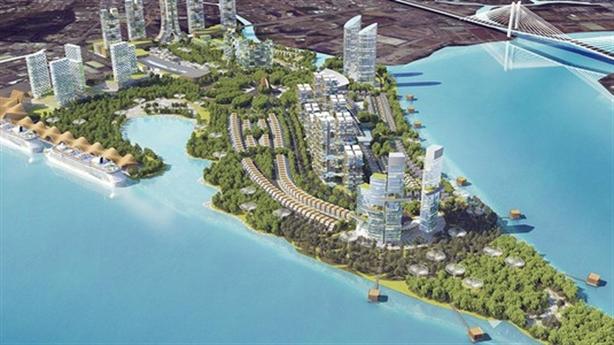 Bộ Xây dựng báo cáo siêu đô thị tỷ đô Saigon Peninsula