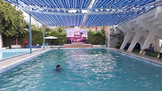 Nghi vợ PGĐ Sở đặc quyền làm hồ bơi: Giải thích nóng