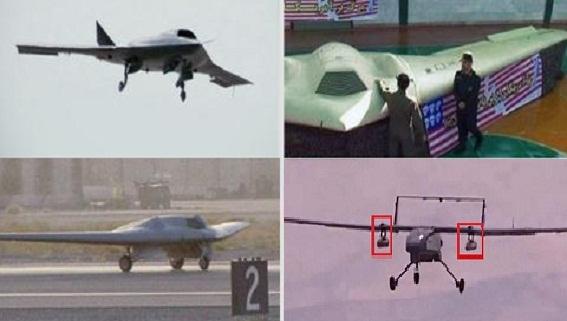 UAV mang bom ngàn dặm: Mối đe dọa hay chiêu của Iran?